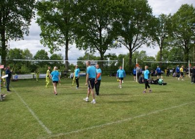 Pinkster Volleybal Toernooi 2016