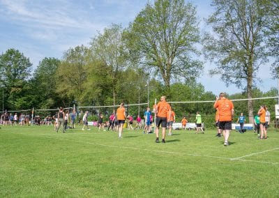 Pinkster Volleybal Toernooi 2018