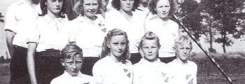 Sportdag 1948 in Ekehaar