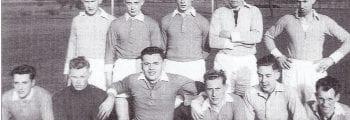 Voetbal SVDB-1 1957