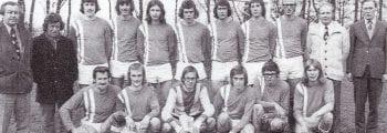 Voetbal SVDB-1 1974