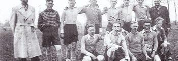 Voetbal SVDB-2 1955