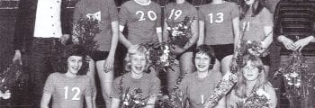 Start afdeling volleybal 1970